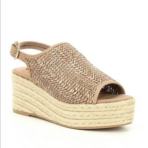 Steve Madden courage wedges